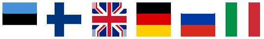 Kirjatäht keeled